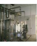 Áreas de procesos húmedos en industria